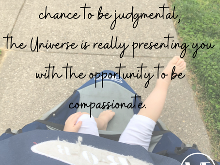 Judgment and Compassion