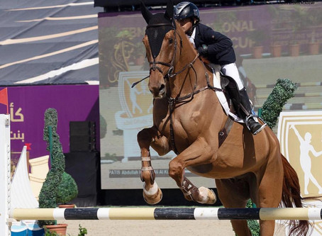 6th FBMA international show jumping cup