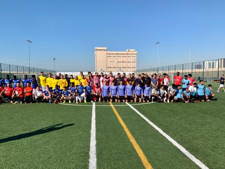 Dr.firas football tournament for communities 2