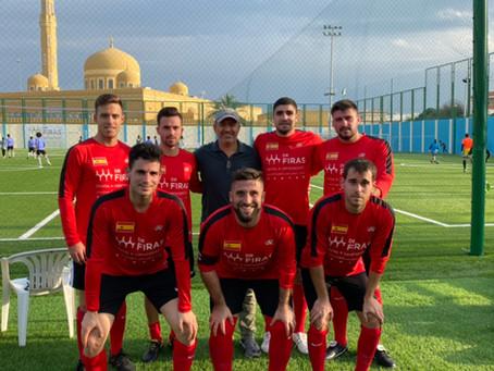 Dr.Firas Football Tournament For Communities