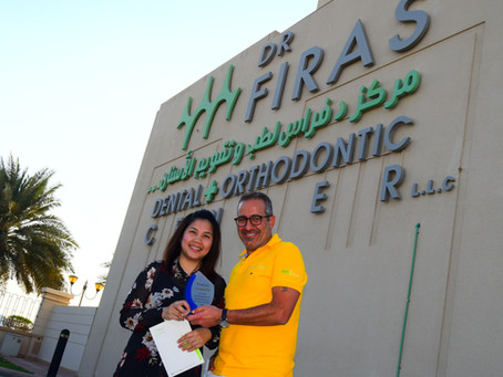 Farewell Party (Dr.Firas`s assistant for 10 years)