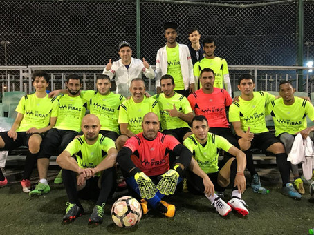 Dr.Firas tournament ( Armed Forces Officers Club 2017)