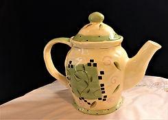 Bella Casa by Ganz Teapot $20.00.jpg