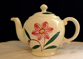 USA Handpainted Teapot $20.00.JPG
