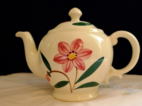 US Handpainted Teapot
