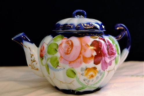 Vibrant Colored Teapot