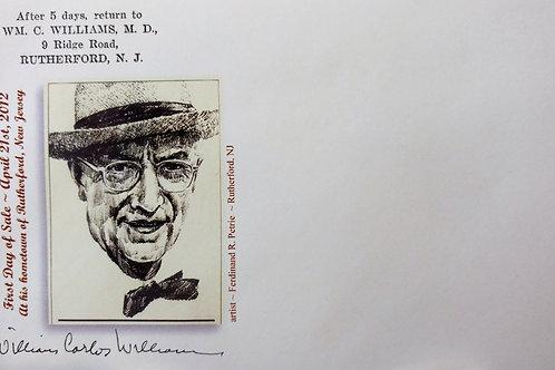 William Carlos Williams Limited Edition Postcards