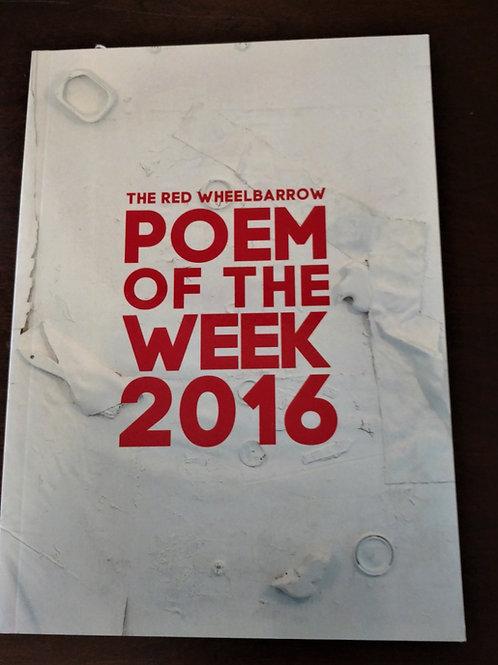 The Red Wheelbarrow Poem of the Week 2016