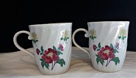 Parfums Laura Ashley Set of 2 Teacups $5