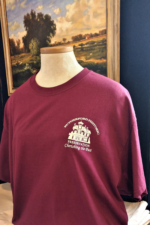 Rutherford Historic Preservation Commission T-Shirts
