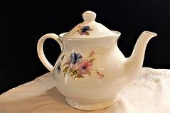 Sadler Floral Teapot Made in England $20