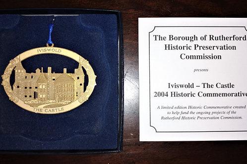 Iviswold Castle Ornament