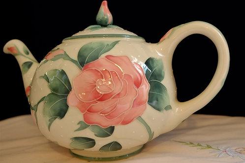 The Tea Rose Collection Teapot
