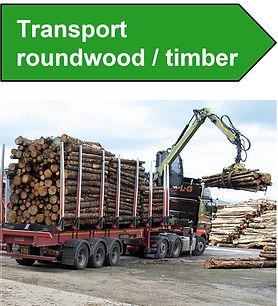 LFS Service Transport Roundwood