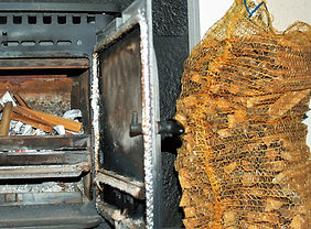 Firewood Kindling Net