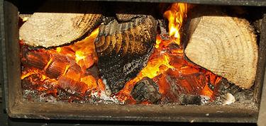 Linnorie Firewood Services (LFS) - Aberdeenshire & Moray firewood logs supplier: a warming fire