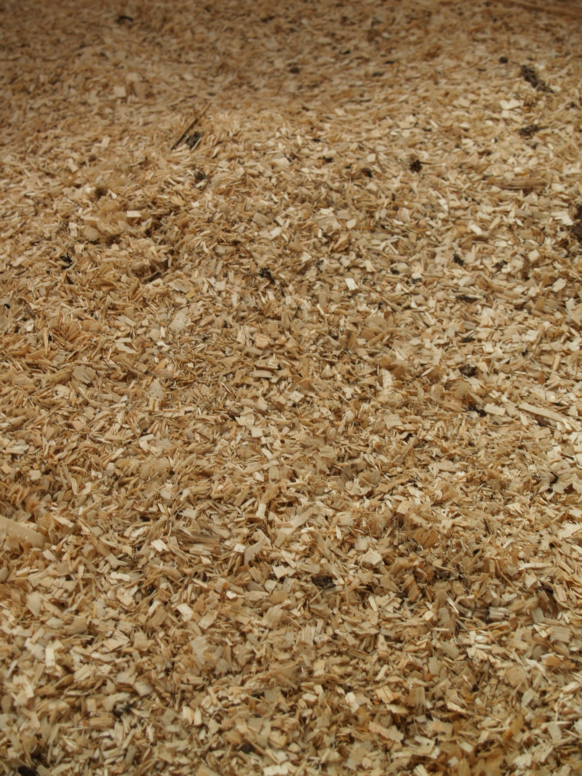 By-product: sawdust