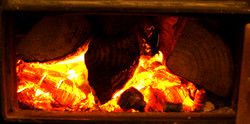 relax and enjoy the fire!