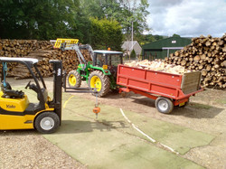LFS firewood delivery