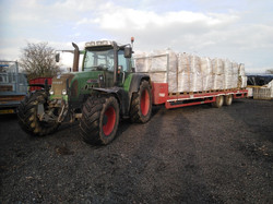 Another load for Shetland
