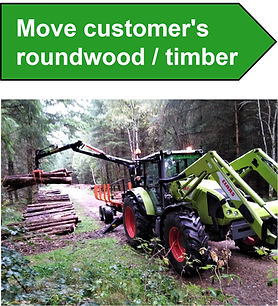 LFS Service Move Customer Timber