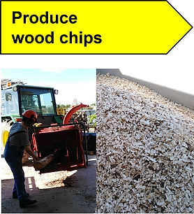LFS Service Produce Wood Chip
