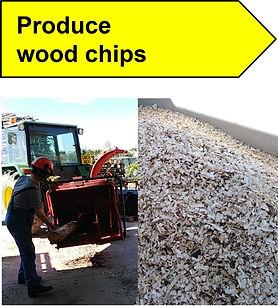 LFS Service Produce Wood Chip