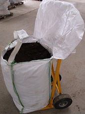 Gardening Products Compost Barrow Sacks.