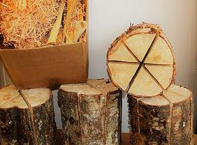 Firewood Products Swedish Log Fire.JPG