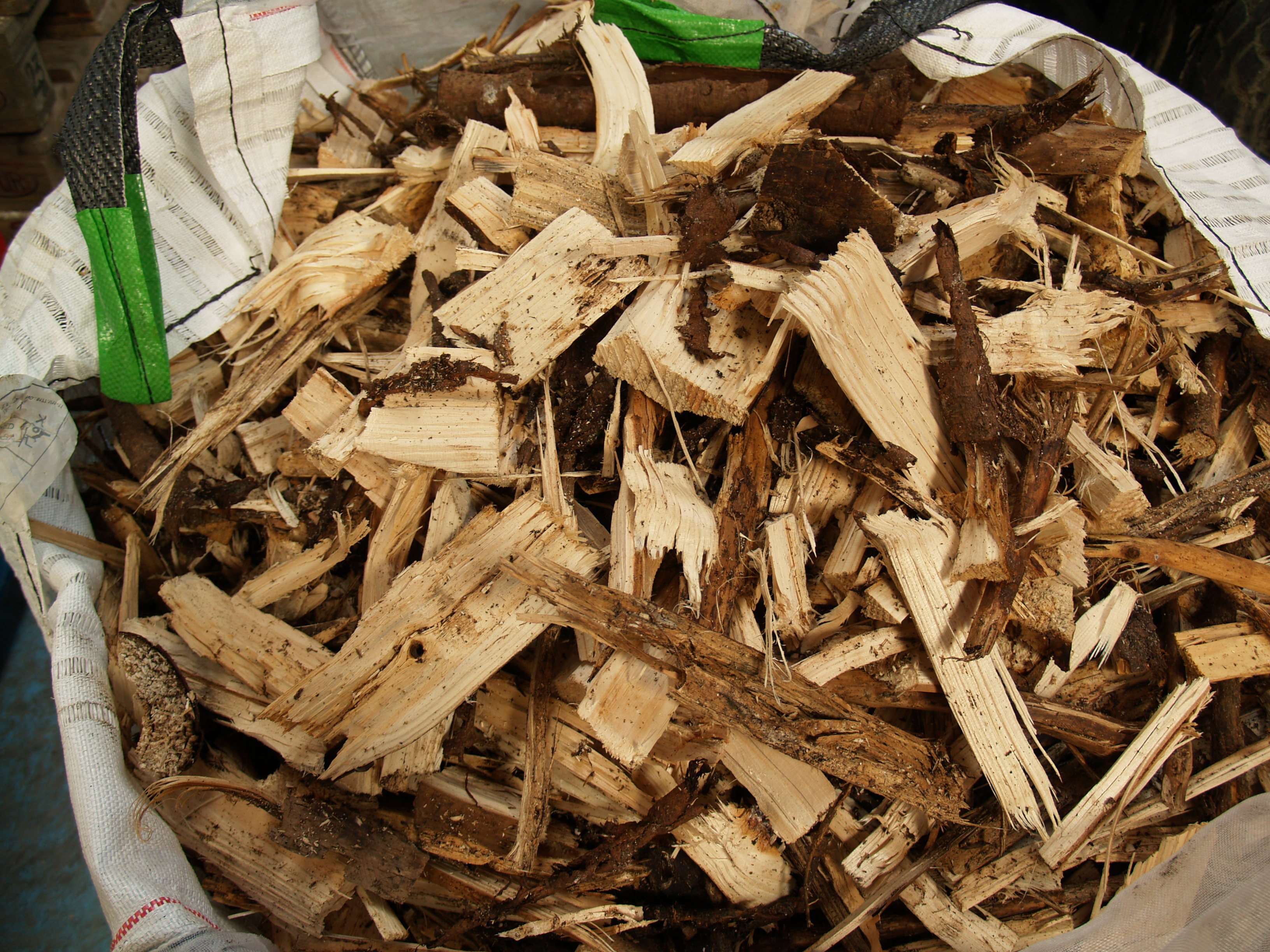 By-product: kindling