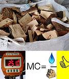 Firewood Softwood Bag Moisture Content