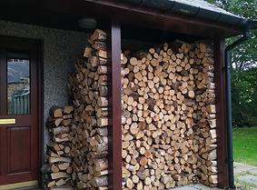 Firewood Service Stowe away