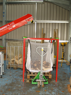 LFS automated roundwood processing