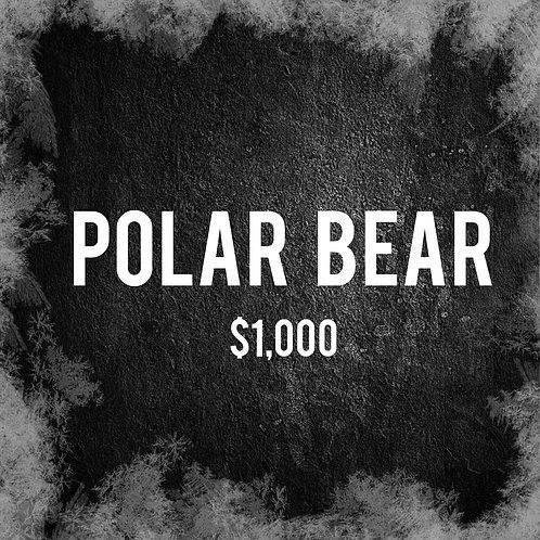 Polar Bear Sponsorship