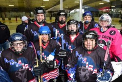 Growing tournament supports a LV special needs hockey program