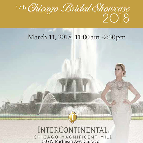 17th Annual Chicago Bridal Showcase