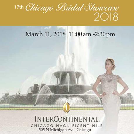 17th Annual Chicago Bridal Showcase