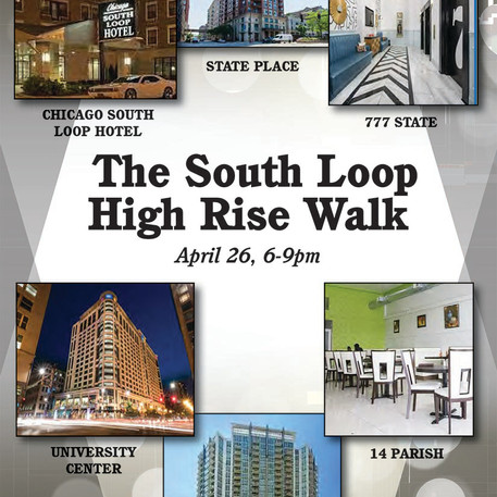 """South Loop High Rise Walk"" Event & Contest"