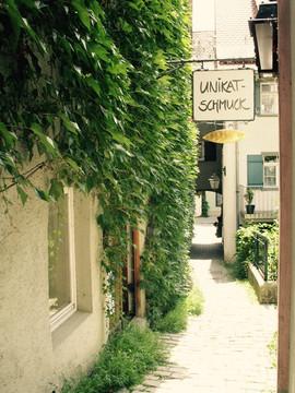Ulsamer Schmuck - ehemaliger Laden