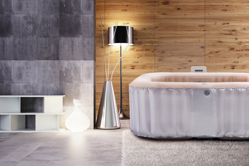 MSpa Bliss JB-304. 4 Person hot tub with Jets.