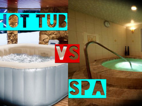 Hot Tub vs Spa Jacuzzi. Is There a Difference?