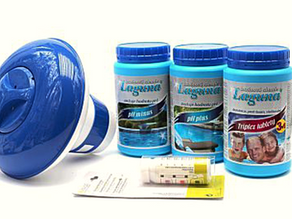 Hot Tub Chemicals Instructions