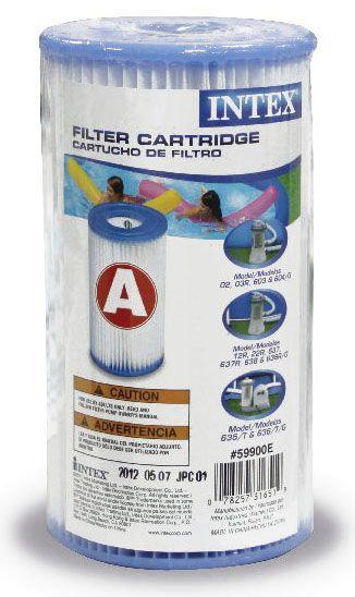 Filter Cartridge A Intex Pool 10/12/15