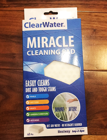 CLEARWATER MIRACLE PAD (3PCs)