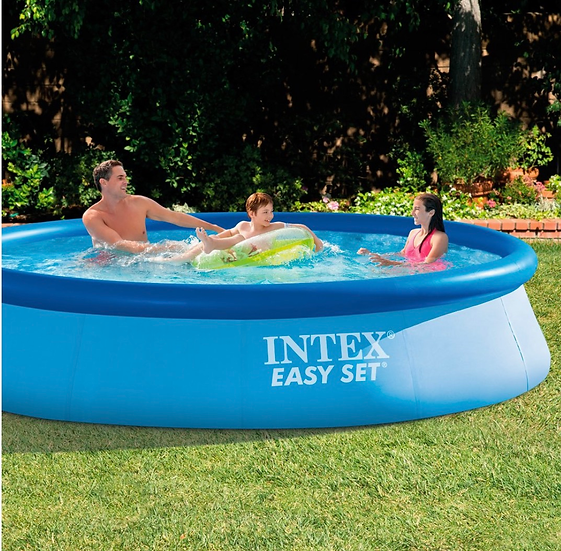 "Intex 12ft x 30"" Easy Up Swimming Pool (NO PUMP)"