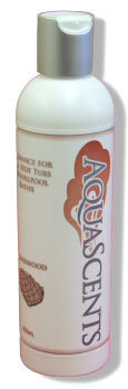 CEDAR WOOD hot tub fragrance