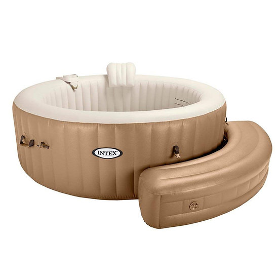 Intex Inflatable bench for round spa.