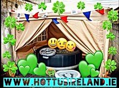 Inflatable Hot Tubs Ireland