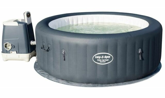 Lay-Z Spa Palm Springs Hydrojet Inflatable Hot Tub