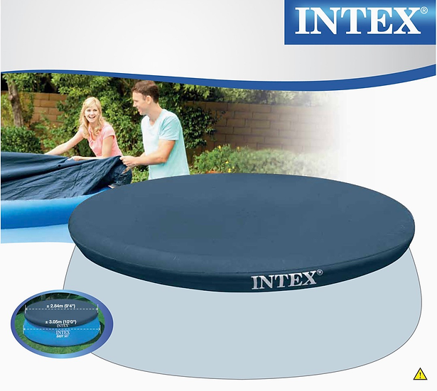 Intex 10ft Easy Set Swimming Pool Cover